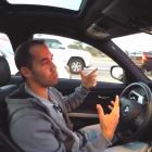 Cesar Rodriguez Driving