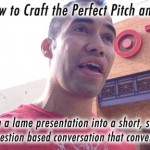 How to Craft The Perfect Pitch #Target Case Study