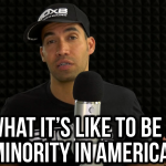 What it's like to be a Minority in America. NO Excuses, NO Guilt Trips, Just Facts.